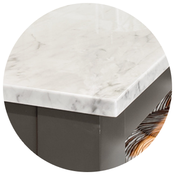 image of countertop surface.