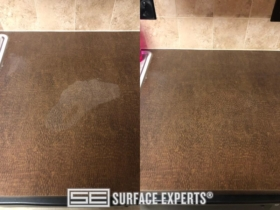 countertop stain removal - saint louis MO