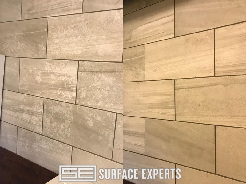 wall tile stain removal - saint louis MO