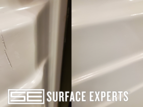 Fiberglass Structural Tub and Shower Repair