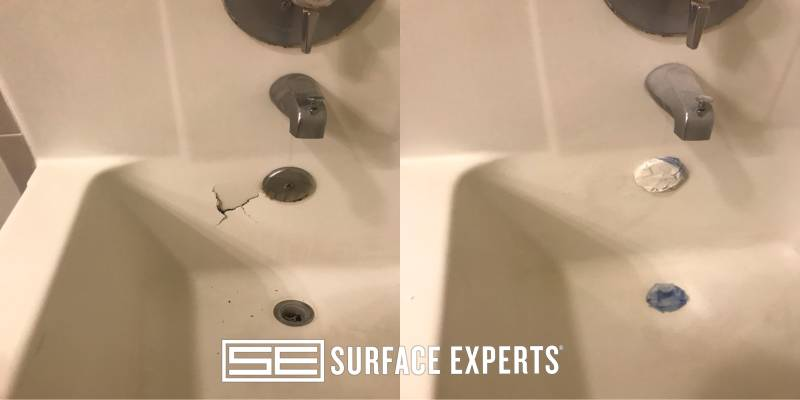 Fiberglass Bathtub Crack Repair Indianapolis Indiana