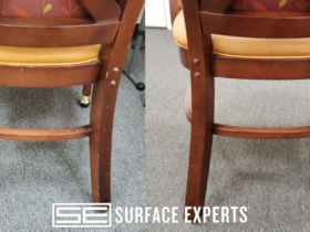 Chair Wear Repair