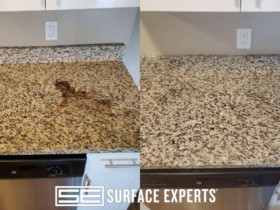 Countertop Stain Repair
