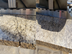 Granite Crack Repair