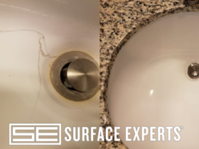 Ceramic Sink Crack Repair