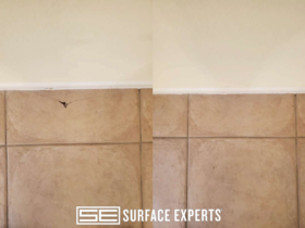 Tile Crack Repair