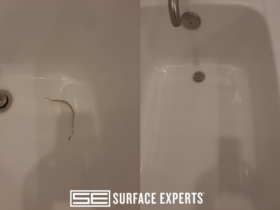 Fiberglass Tub Crack Repair