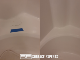Bathtub Crack Repair